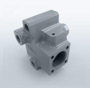 Hydraulic Valve Body
